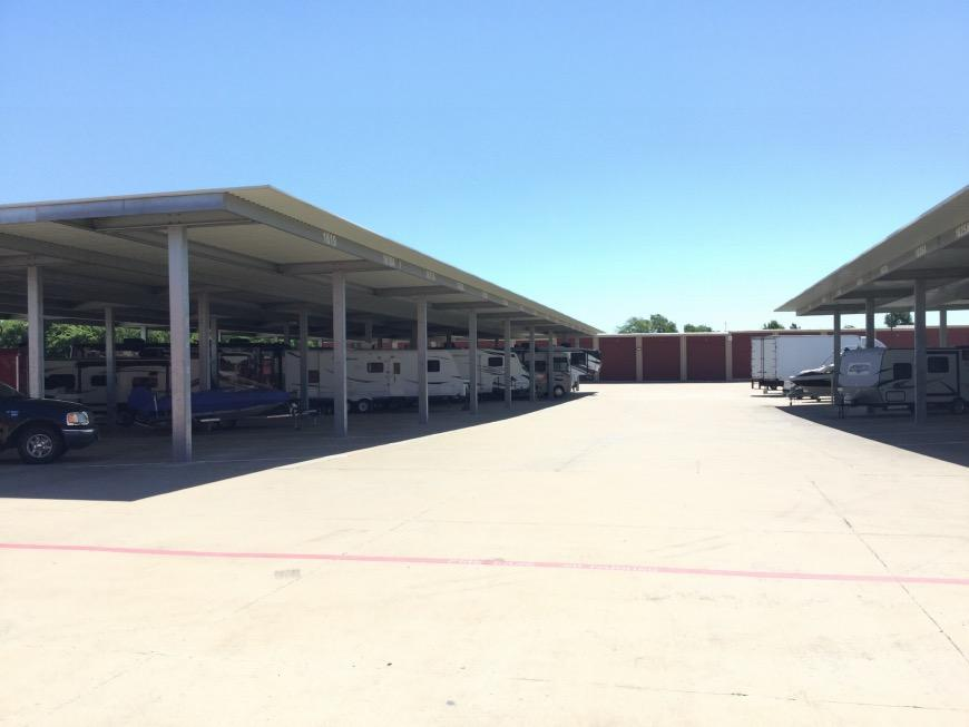 Climate Controlled Storage Near Mckinney Texas Dandk