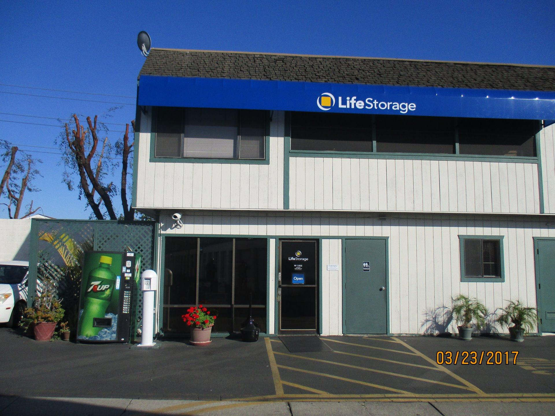Commercial Storage Unit Pricing In Irvine Life Storage