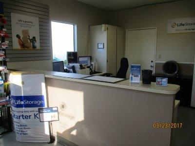 Life Storage office at 10025 Muirlands Blvd in Irvine