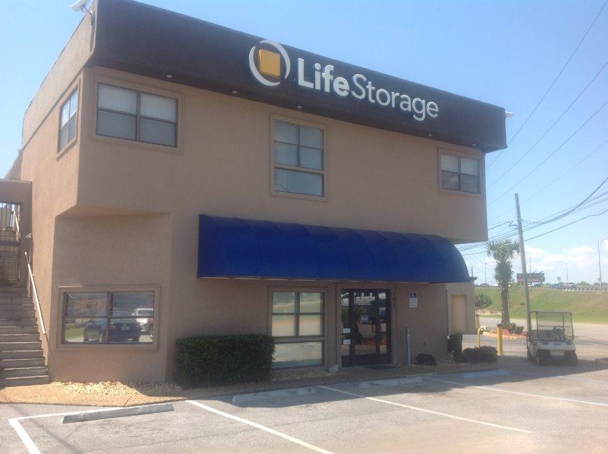 Self Storage Units Near Pensacola 195 E Fairfield Dr Life