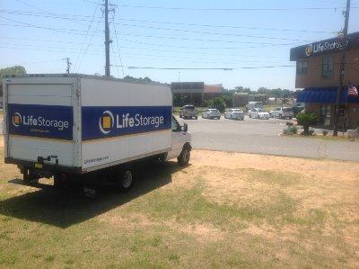 Truck rental available at Life Storage at 195 E Fairfield Dr in Pensacola
