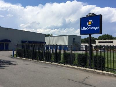 Miscellaneous Photograph of Life Storage at 513 Main St in Wallingford