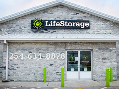 Life Storage Buildings at 4201 S. Clear Creek Rd. in Killeen