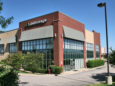 Life Storage Buildings at 2253 Randall Rd in Carpentersville