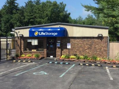 Life Storage (#055) & Storage Units at 700 Mountain Road - Bristol - Life Storage #453