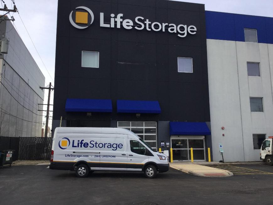 Truck Al Available At Life Storage 3323 W Addison St In Chicago