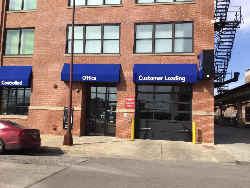 Miscellaneous Photograph Of Life Storage At 2361 S State St In Chicago