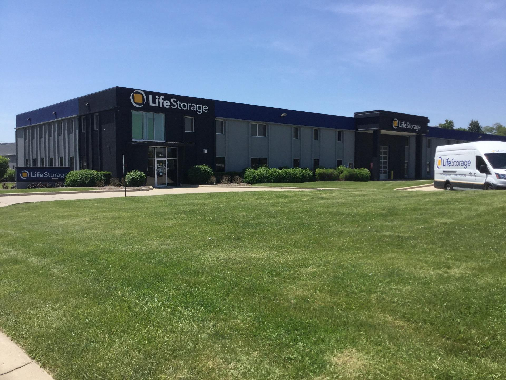Commercial Storage Unit Pricing In Addison Life Storage