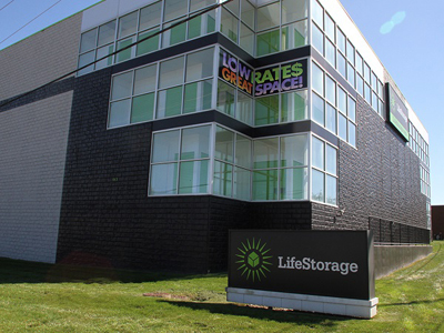 Life Storage Buildings at 953 S. State Route 83 in Elmhurst