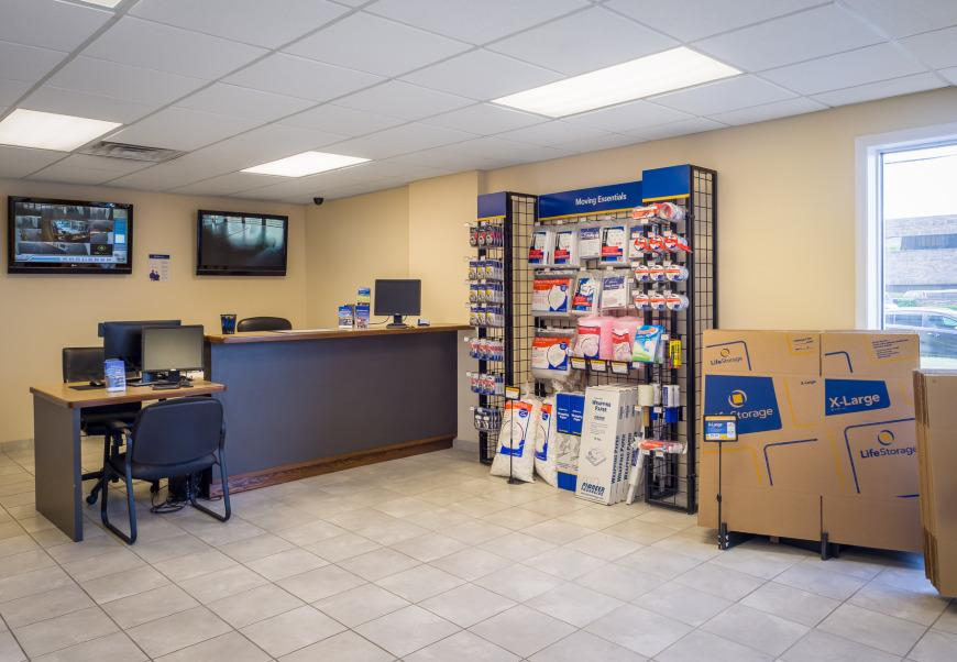 Life Storage in Elmhurst - 953 S. State Route 83 | Rent Storage ...