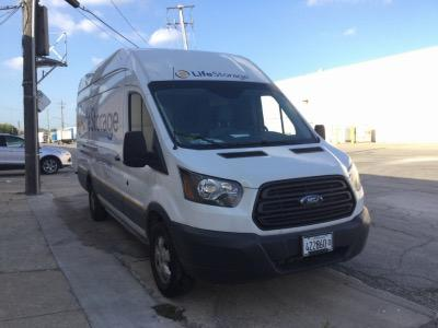 Truck rental available at Life Storage at 4500 W Grand Ave in Chicago