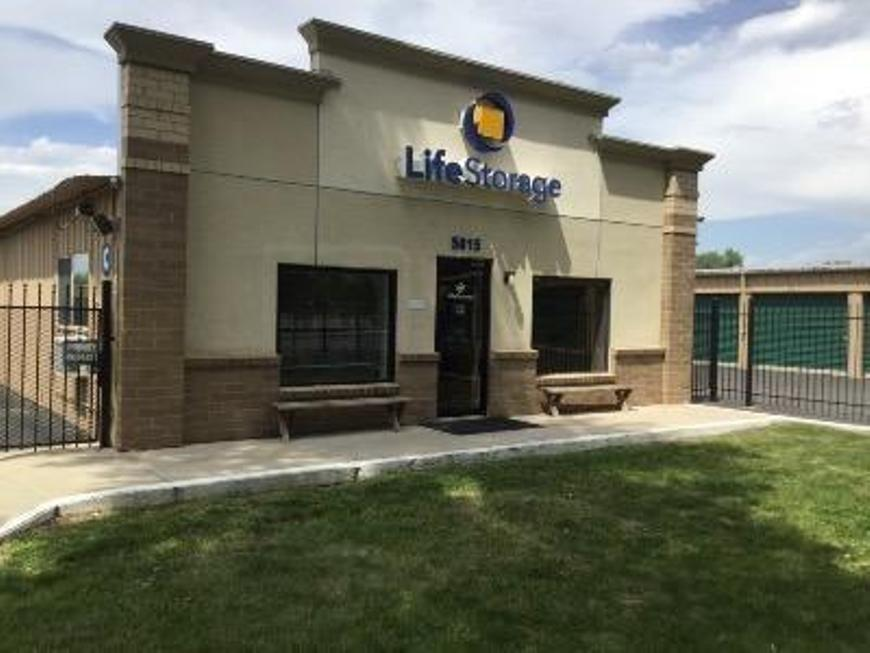 Storage Buildings At Life 5815 Arapahoe Ave In Boulder