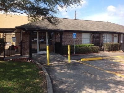Life Storage Buildings at 12455 Westpark Dr. in Houston