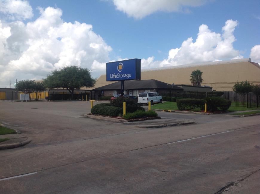 Storage Buildings At Life 12455 Westpark Dr In Houston