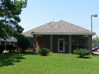 Life Storage Buildings at 14102 Bay Pointe Ct. in Houston
