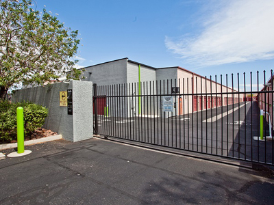 Miscellaneous Photograph of Life Storage at 9930 Spencer St. in Las Vegas