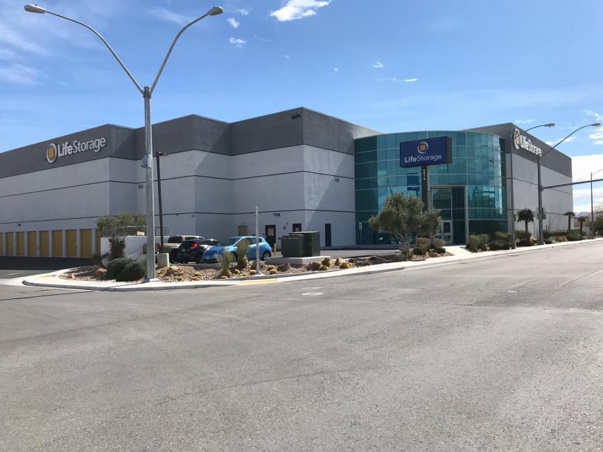 Storage Units In Las Vegas Near Enterprise Life Storage