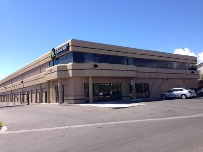 Life Storage Buildings at 5555 S. Fort Apache Rd. in Las Vegas
