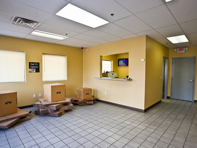Life Storage office at 4480 Berg St in North Las Vegas