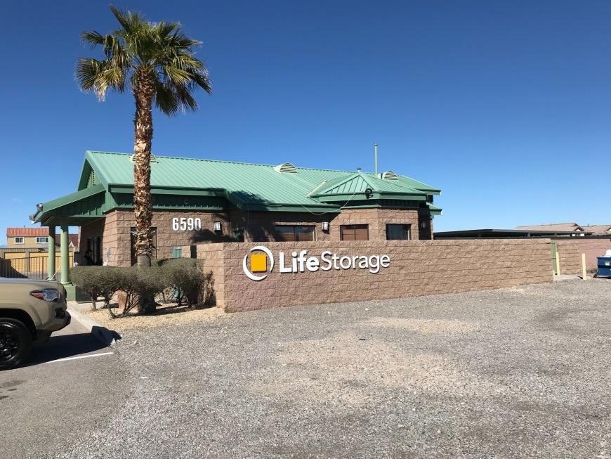 Storage units in Las Vegas near Enterprise - Life Storage