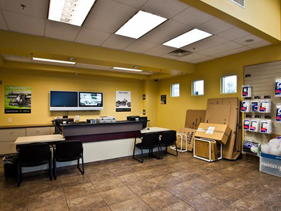 Life Storage office at 6545 W Warm Springs Rd in Las Vegas