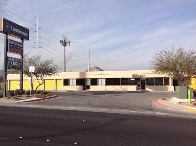 Life Storage Buildings at 9770 W. Cheyenne Ave. in Las Vegas