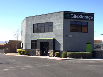 Las vegas nv self storage units life storage for Storage one rhodes ranch