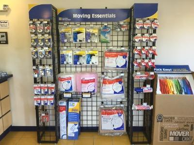 Moving Supplies for Sale at Life Storage at 1395 South Street in Suffield