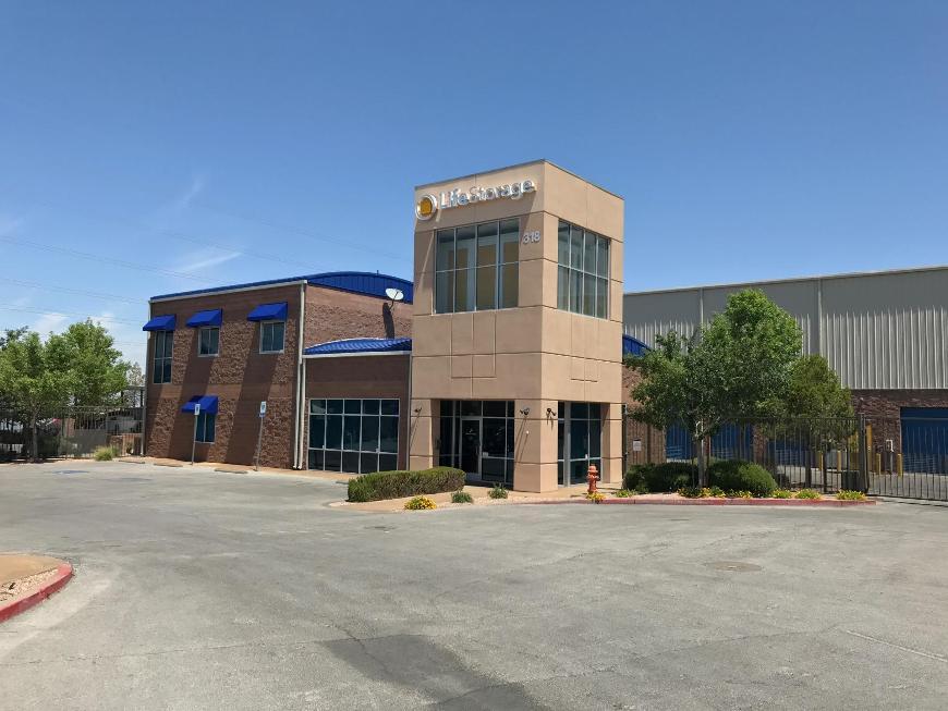 Storage Buildings At Life 318 N Boulder Hwy In Henderson
