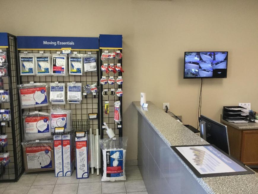 Life Storage in North Las Vegas -  Ferrell St.  Rent Storage