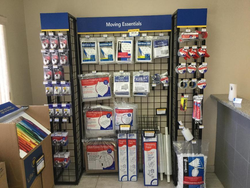 ... Moving Supplies For Sale At Life Storage At 5714 Ferrell St. In North  Las Vegas ...
