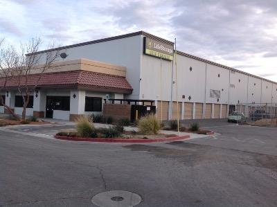 Life Storage Buildings at 8424 Farm Rd in Las Vegas