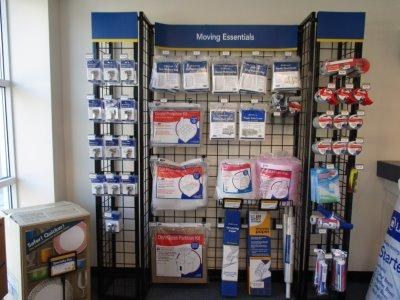 Moving Supplies for Sale at Life Storage at 17392 Murphy Ave in Irvine