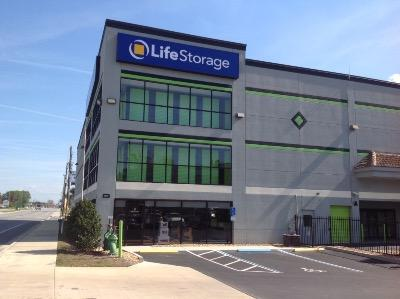 Storage buildings at Life Storage at 1170 W State Road 434 in Longwood