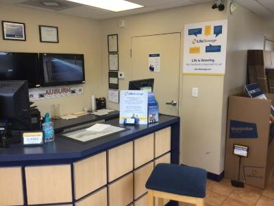 Life Storage office at 5725 Old National Hwy in College Park