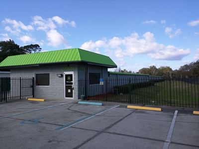 Life Storage Buildings at 7244 Overland Rd. in Orlando