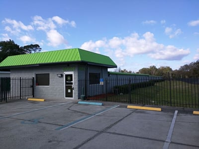 Life Storage Buildings at 7244 Overland Rd in Orlando