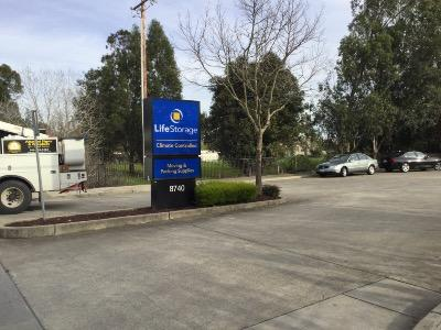 Miscellaneous Photograph of Life Storage at 8740 Calvine Rd. in Sacramento