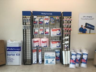 Moving Supplies for Sale at Life Storage at 7716 Folsom Blvd. in Sacramento