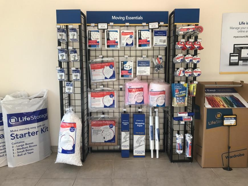 ... Moving Supplies For Sale At Life Storage At 7716 Folsom Blvd. In  Sacramento ...