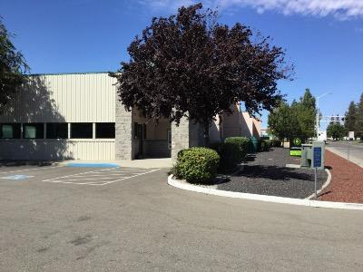 Life Storage Buildings at 4161 Pell Dr. in Sacramento