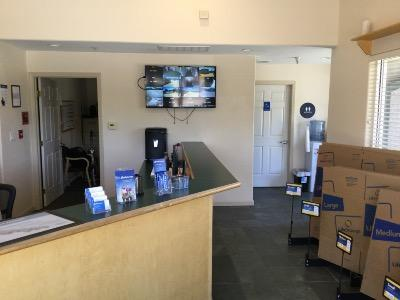 Life Storage office at 1300 El Camino Ave in Sacramento