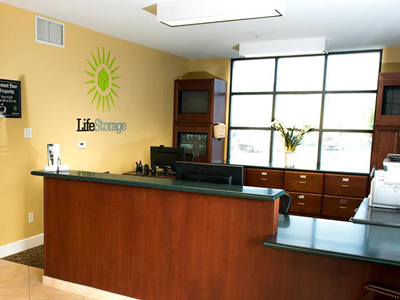 Life Storage office at 4501 Latrobe Rd in El Dorado Hills