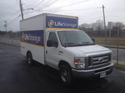 Truck rental available at Life Storage at 1213 E Brambleton Ave in Norfolk