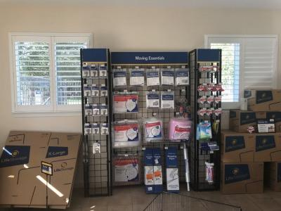 Moving Supplies for Sale at Life Storage at 8870 Fruitridge Rd in Sacramento