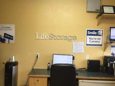 Life Storage office at 7062 S Airport Rd in West Jordan