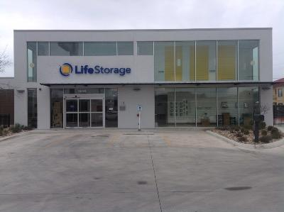 Life Storage Buildings at 1615 N IH 35 in San Marcos