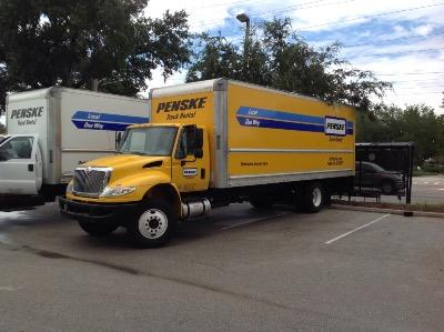 Truck rental available at Life Storage at 4020 Curry Ford Road in Orlando