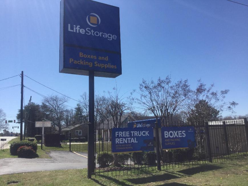 Life Storage In Birmingham Al Near Center Point Rent