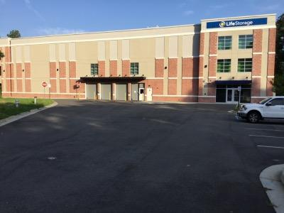 Exterior image of facility at